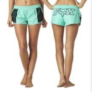 Fox shorty shorts running and athletic bottoms M